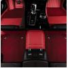 20款保时捷卡宴coupe Macan718Panamera帕拉梅拉汽车全包真皮脚垫