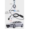 新能源电动汽车房车220V交流充电桩转换插头TYPE1接座器取电器